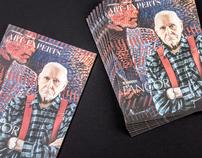 Art Experts Magazine (layout)