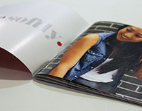 Blog Me Softly, Quote Magazine