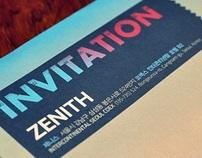 INVITATION of ZENITH