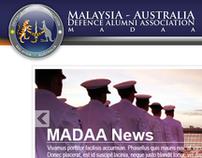 Web Design - MADAA