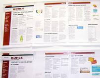 Kohl's Newsletter