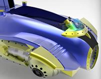 Chrono Trigger - Jetbike (concept)
