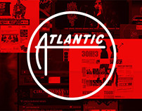 Atlantic Records Online Creative Direction & Strategy