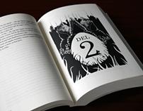 Illustrations for Cirkoli by Patrik Stigsson