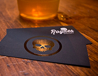 ROGUES GALLERY | Business Cards, Flyers, & Apparel