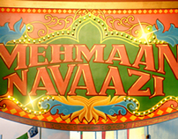 India vs New Zealand 2012- 'Mehmaan Navaazi' (Campaign)