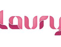lauryland Logo Design