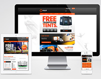 Website - Vuly Trampolines
