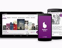 blinkbox Books:  reader app & web