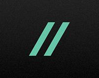 // BlankHiss Collective Branding