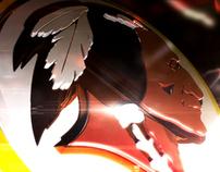 Washington Redskins - Shattered Reflections