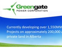 Greengate Power Website