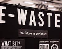 E-Waste Exhibit