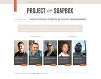 Project Soapbox Website