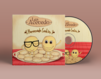 CD cover design | Las Acevedo