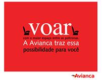 Avianca/ (RE)LANÇAMENTO DA MARCA NO BRASIL