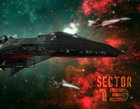 Sector 13 Game Graphics