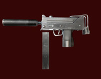 Weapon Texture Maps for Ghetto Blaster HL Mod