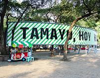 Museo Tamayo Identity System