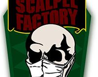 Logo: Scalpel Factory