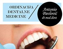 Dentist brochure