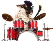 Drumming Sheep [produced]