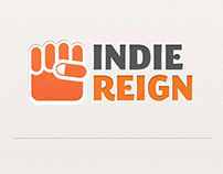 IndieReign iPad app