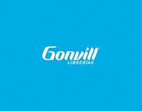 Gonviil Rebranding