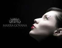 MAXRA GOVANA LOGO DESIGN