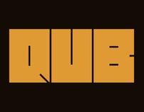QUB font