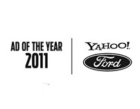 FORD Mustang Yahoo.com Takeover Digital Ad