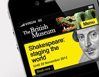 British Museum web-app