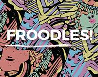 FROODLES! - Digital Illustration Project