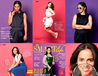 Sain Nehwal, Smartlife Magazine February 2015