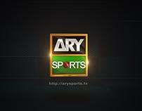 ARY Sports Web Promo