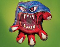 Kimberly Clark - Monstruos