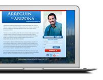 Arreguin for Arizona