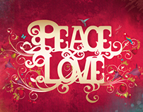 Collected Peace & Love work