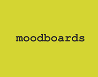 Moodboards - Favourites