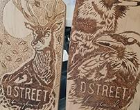 Dstreet Custom decks