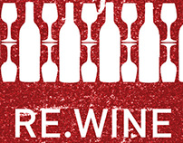 Cartaz Exposição de Vinhos | Wine Exposition Poster