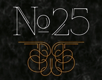 Free font Znikomit№25