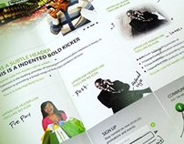 Safaricom Web Redesign