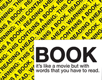 BOOK: it's like a movie...