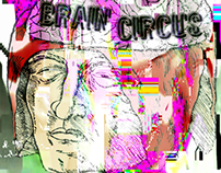 Digital Whales' Brain Circus Podcast Video Assets