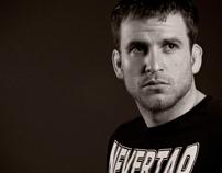 Josh Eagans MMA fighter