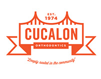 Cucalon Orthodontics Branding (WIP)