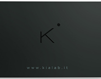 KIALAB Logo and corporate identity
