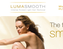 2010 Remington Lumasmooth Website