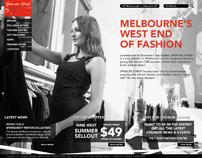 2010 Spencer St Fashion Website